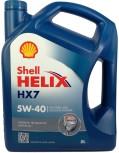 Motorolja Shell Helix HX7 5W-40 5 Liter