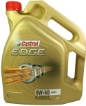Motorolja Castrol EDGE 0W-40 FST Titanium/ 5 liter