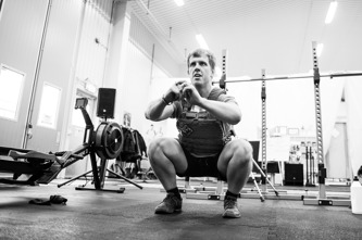 MetCon under dagens CrossFit WOD
