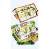 10.Byggsats FTX Ventilation 161-180 m²- 3-plan