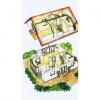 16.Byggsats FTX Ventilation 200-220 m²- 2-plan