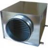 Kylvattenbatteri inkl 2 vägventil Heru 130S