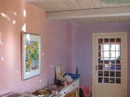 I regnbågsrummet finns alla färger runt väggarna