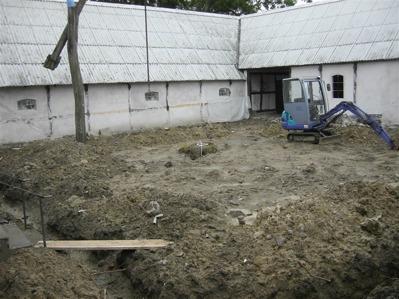 Innergårdens lervälling