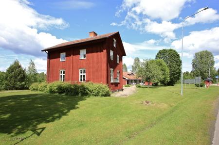 Tage Erlanders minnesgård i Ransäter, Munkfors.