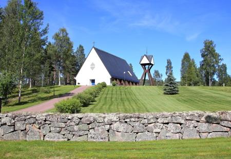 Norra Finnskoga kyrka