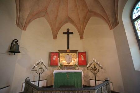 Blomskogs kyrka