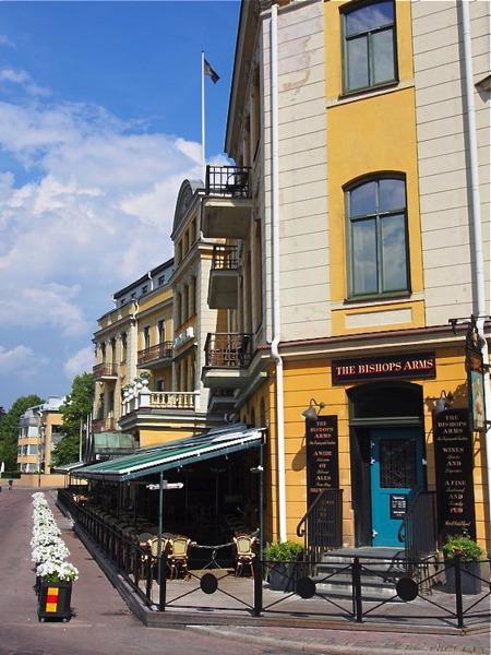 Stadshotellet - foto Peter Labraaten.
