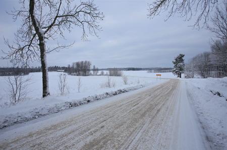 Landsbygden vid Södra Ny.