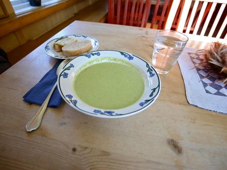 I Rackstadmuseets Kafé serveras bl a matiga och goda soppor.