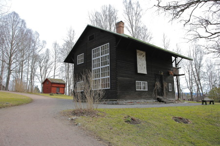 Christian Erikssons minnesgård Oppstuhage.