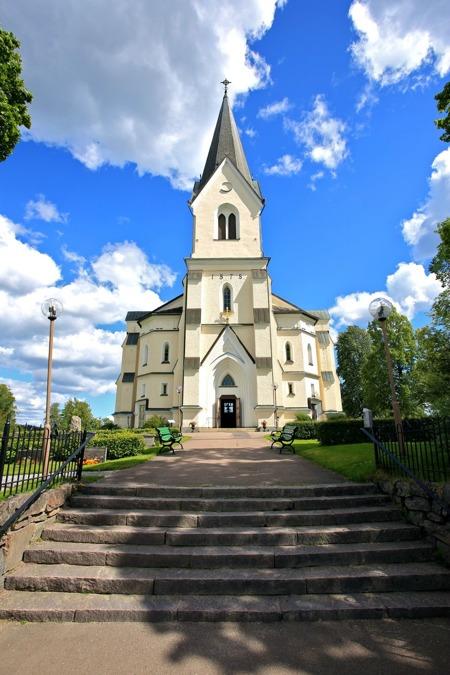 Brunskogs kyrka