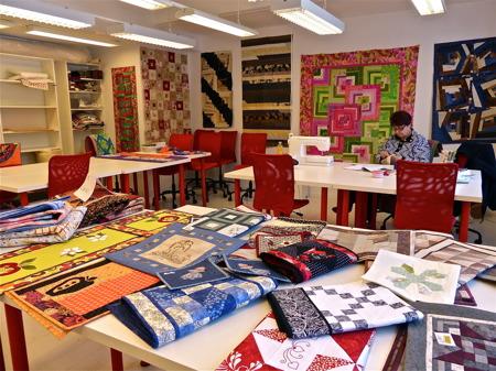 Lapp Elisas Quilts.