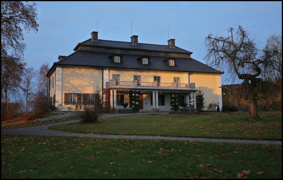 Mårbacka - Selma Lagerlöfs hem.