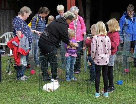 Lena Winkler kaninuppfödare