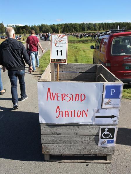 Station Norra Averstad Gård