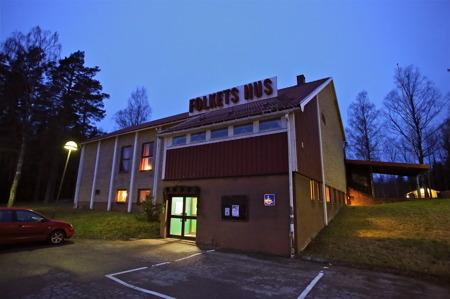 Svanskogs Folkets hus
