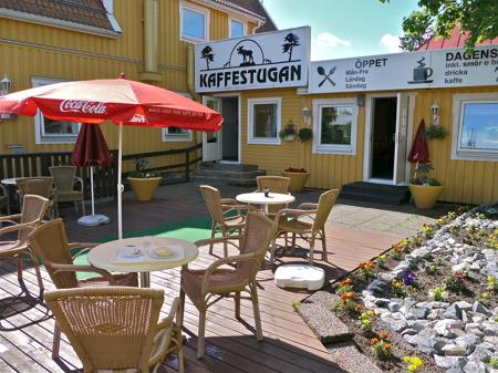 Kaffestugan, Café och restaurang i Töcksfors.