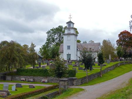 Töcksmarks kyrka.