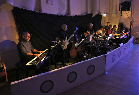 Katarina av Amerika orchestra