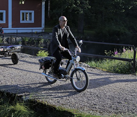 Mats Wester i Nordman