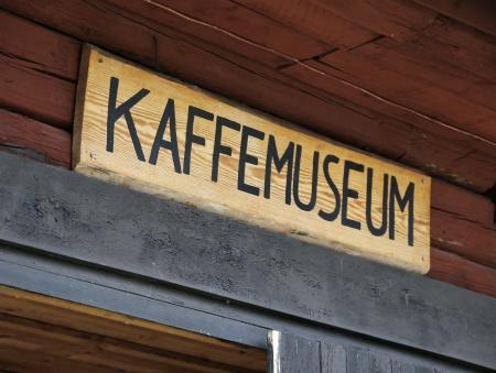 Man kunde även besöka det intressanta kaffemuseet.