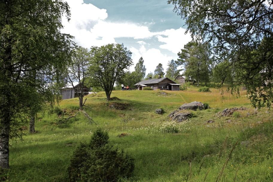 Ritamäki finngård