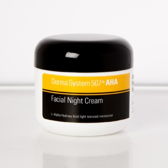 Derma System AHA Night Cream