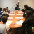 Workshop med skolelever, planprogram för Södra Ryd, Skövde