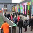 Walkshop med politiker och tjänstemän, Södra Ryd, Skövde