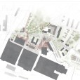 """Illustrationsplan, förslag för """"Volvo möter staden"""", Skövde kommun"""