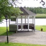 lusthuset vid Långasjön