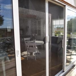 Insektsskydd till breda glaspartier - ClearView