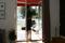 Franska dörrar med myggnät från ClearView Sweden