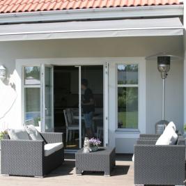 Insektsskydd till franska dörrar ClearView