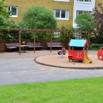 Lekplatser för barnen