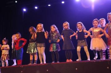 barndans 3-5 år