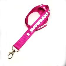 Nyckelband rosa -