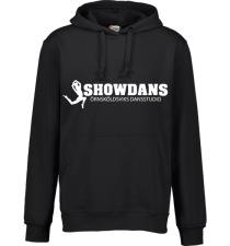 Hood tröja svart - 90-100