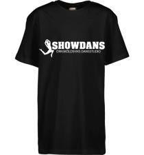 T-shirt svart - 90-100