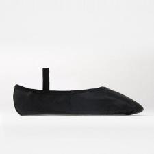 Balettsko svart - storlek 23,5 - 14,4 cm svart