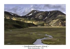 Landmannalaugur-Island