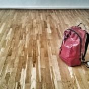 Jag och ryggsäcken – mot syriska gränsen!