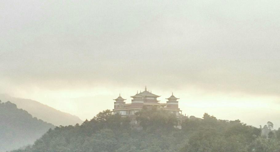 Tempel i Nepal