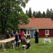Gökotta den 30 april med Johan Kalin.