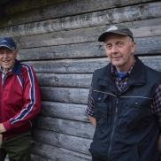 Bertil Nilsson och Ronny Henriksson