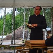12/7 Karl-Henrik Wallerstein predikade.