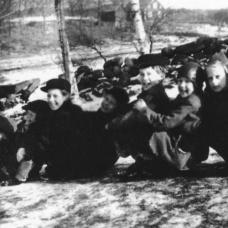 Karsemåla skola 1944