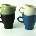 4-kaffekoppar