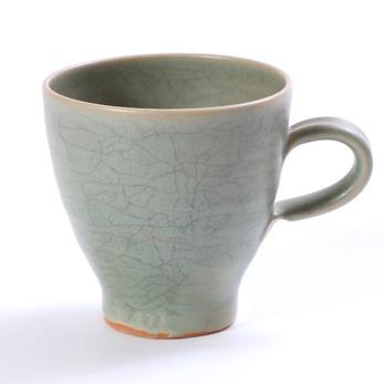 Tamé kaffekopp - Tamé kaffekopp grön